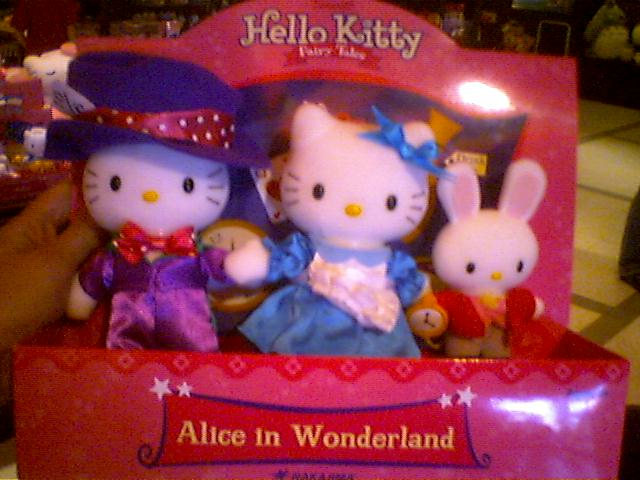 Hello Kitty Wonderland