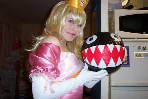 Princesspeachposes